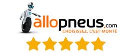 Avis clients Allopneus